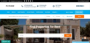 Forrental-Rental-property-website-design-project