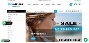 Damona Online Shop